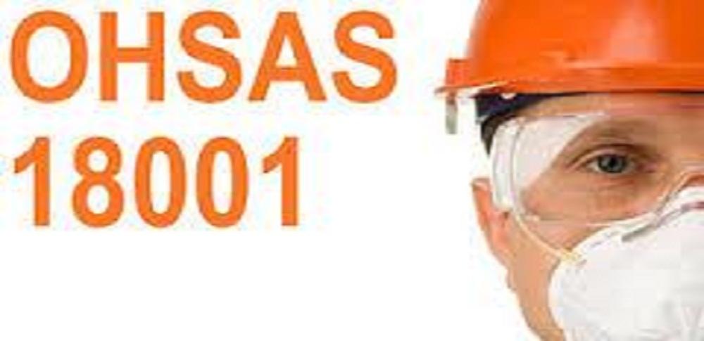 ohsas 18001 insametal