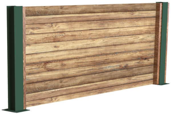 Pantalla de Madera Tecnico 2