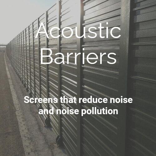 acoustic barriers insametal square image