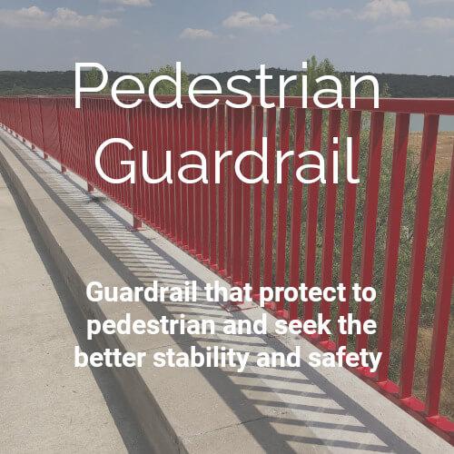 Insametal   Acoustic Barriers   Securty Fences   Pedestrian Guardrail 3