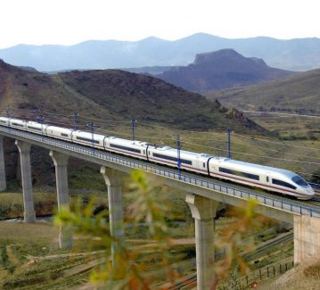 Tren AVE Insametal